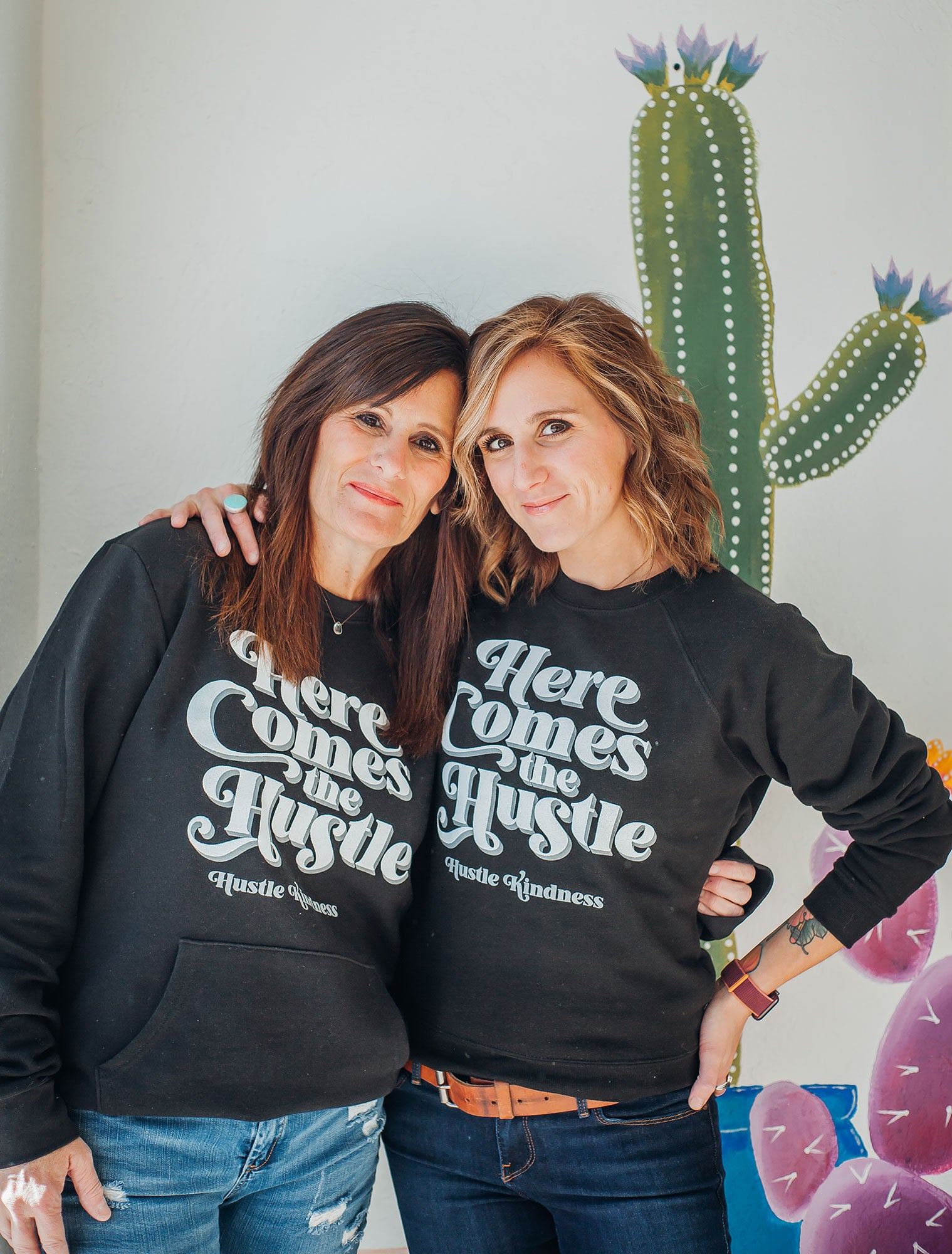 Hustle Kindness Founders