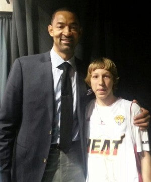Quinton and Juwan Howard