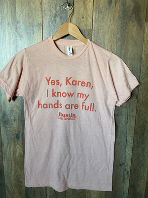 Yes Karen- HK Unisex T-shirt