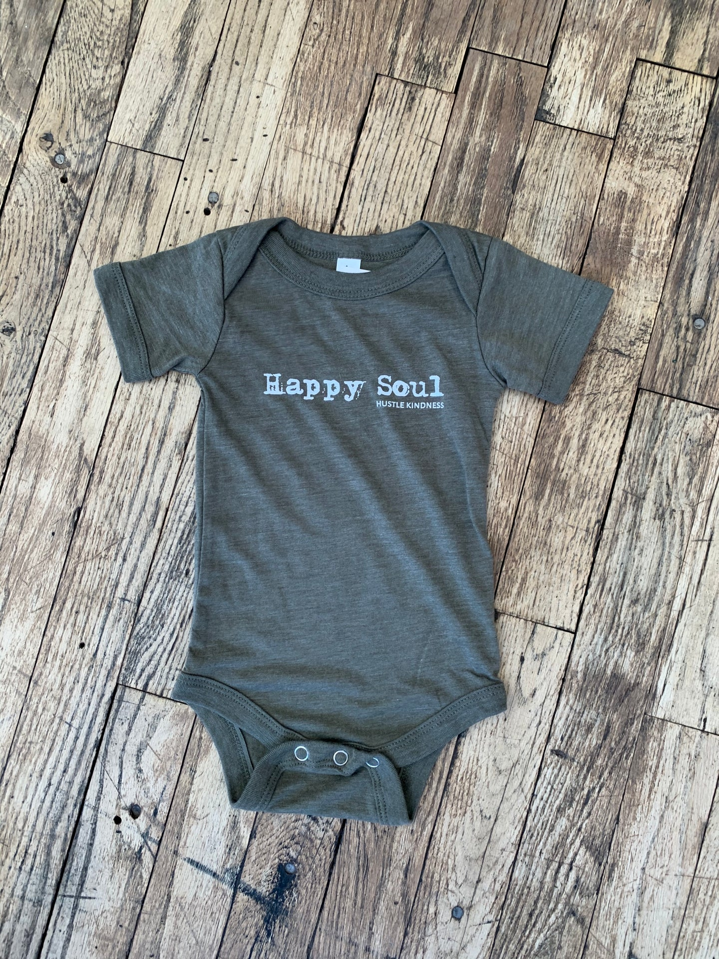 Happy Soul HK Onesie (Multiple Colors)