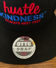 Load image into Gallery viewer, Hustle Kindness Snapback Cap