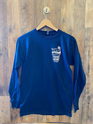 Positive Outlook- HK Unisex Long Sleeve