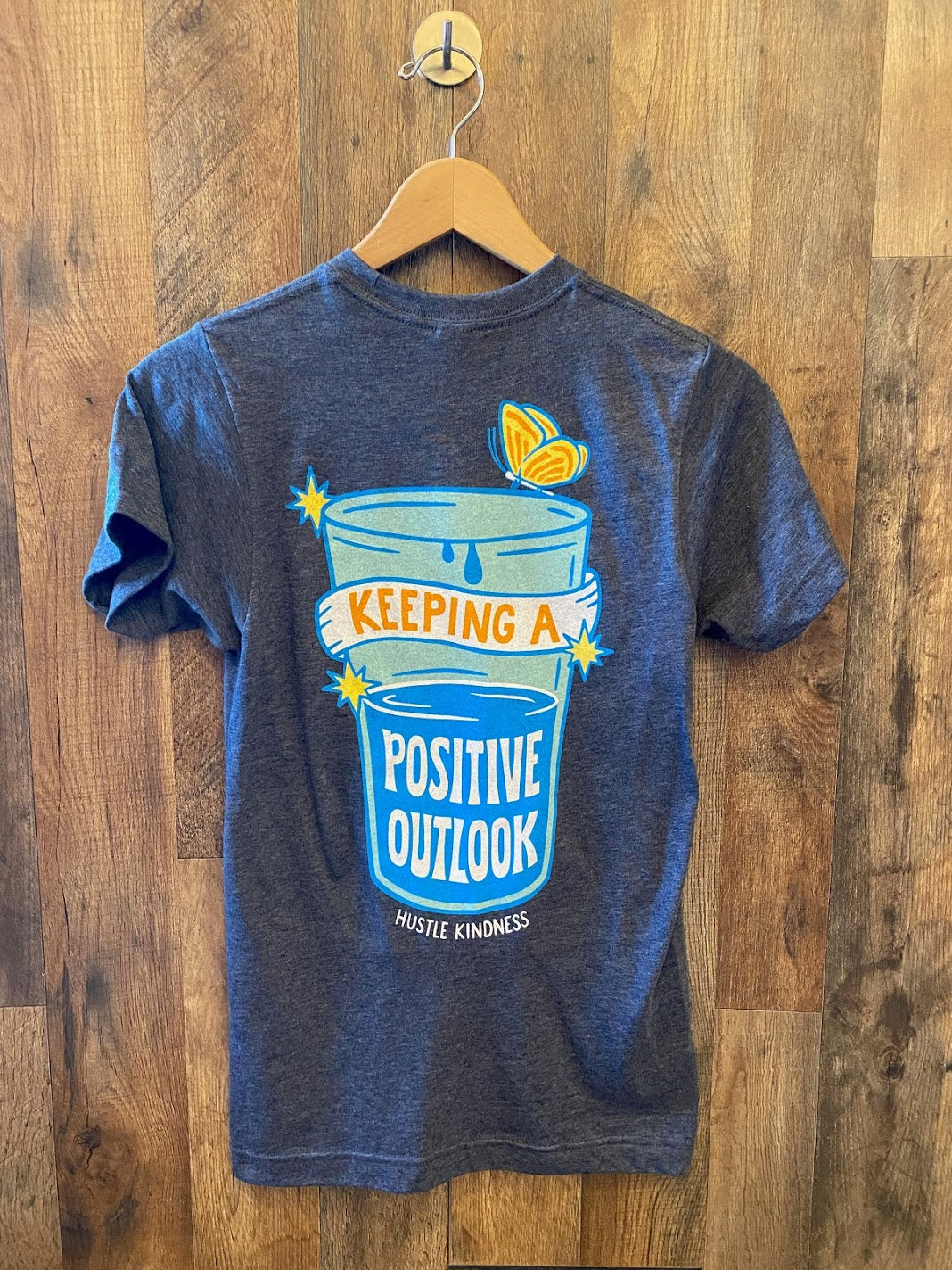 Positive Outlook- HK Unisex tee