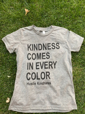 Kindness Comes in Every Color