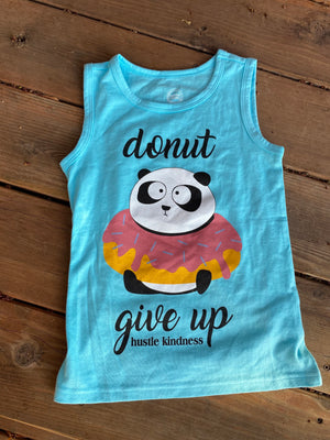 Donut Give Up Youth Tee/Tee