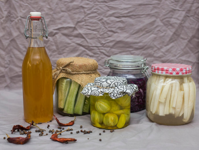 Top reasons to say YES to fermented foods
