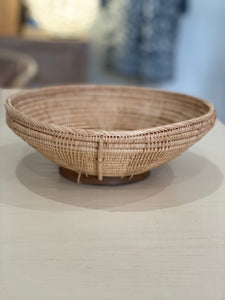Papaya Display Bowl