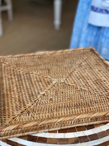 "12"" Square Tray Basket"