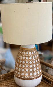 White Tabasco Lamp