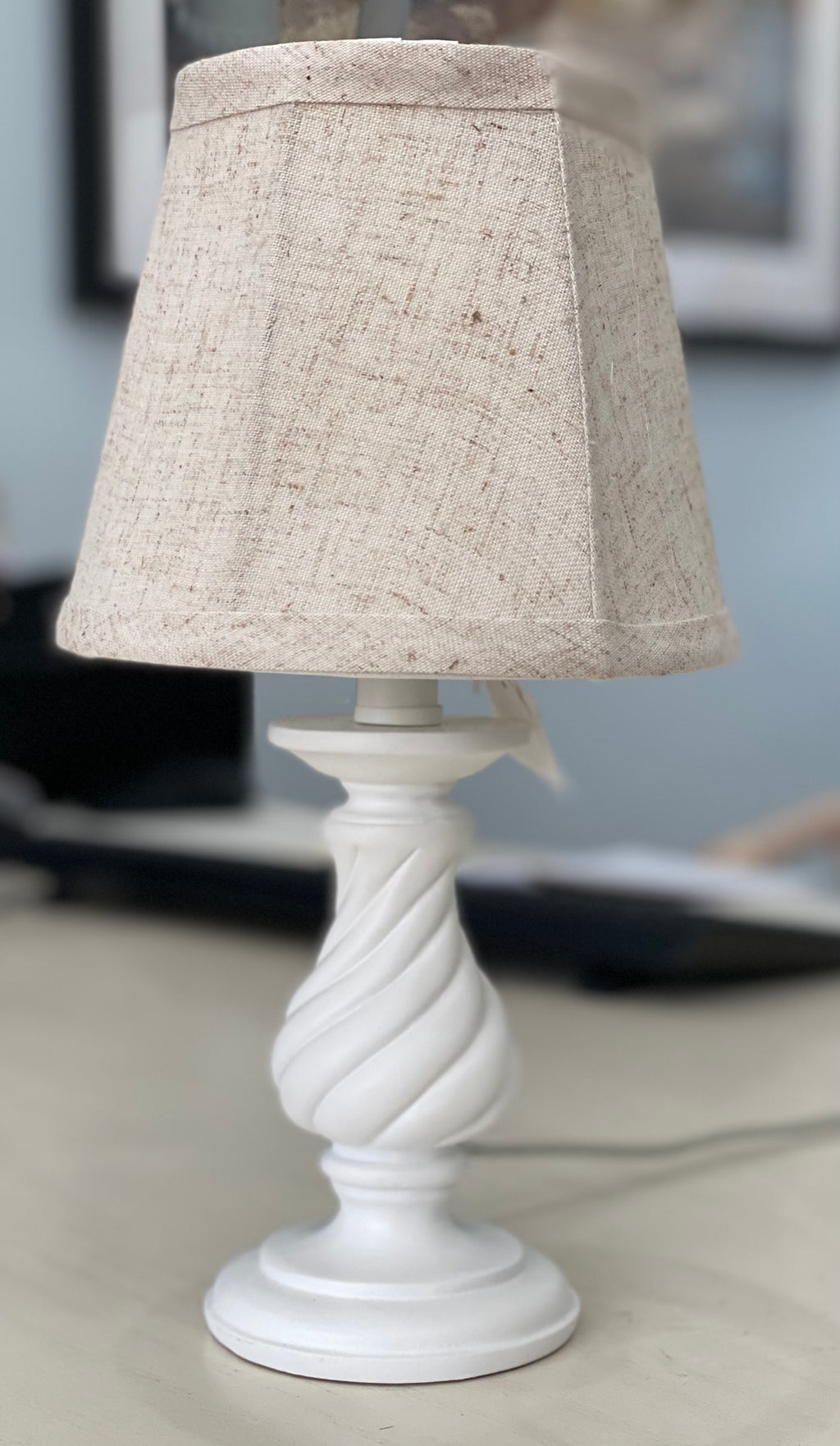 Mini Twist Accent Lamp
