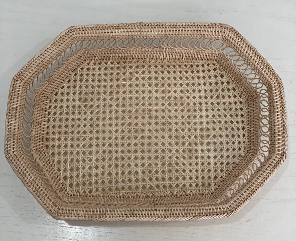 Large Rectangular Offic Tray