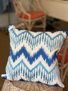 BeachHouse Ikat Chevron