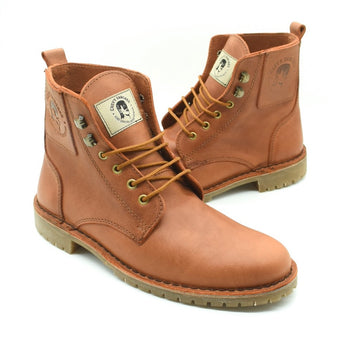 Jolie 6 Inch Boot Whiskey