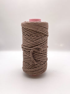 5mm single twist cotton string - 'MIDIS'