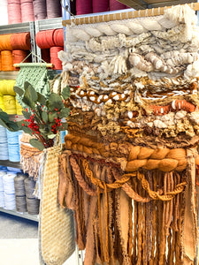 6mm RAW Single twist Cotton string