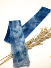 Load image into Gallery viewer, Hand dyed SILK VELVET ~ Scoutwoven collection