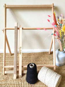 Wooden adjustable loom - LARGE