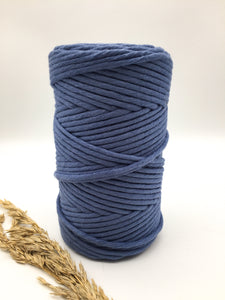 4 mm RECYCLED cotton string ~ 100m