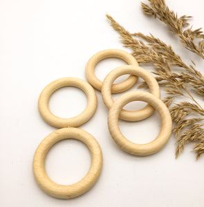 RINGS ~ Macramé accessories