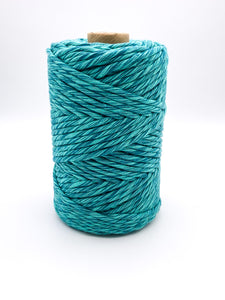 4mm Recycled color MIX cotton string