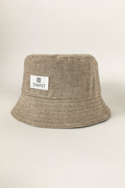 Tundra Bucket Hat - Hazelnut
