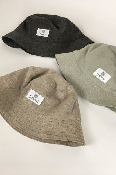 Tundra Bucket Hat - Charcoal
