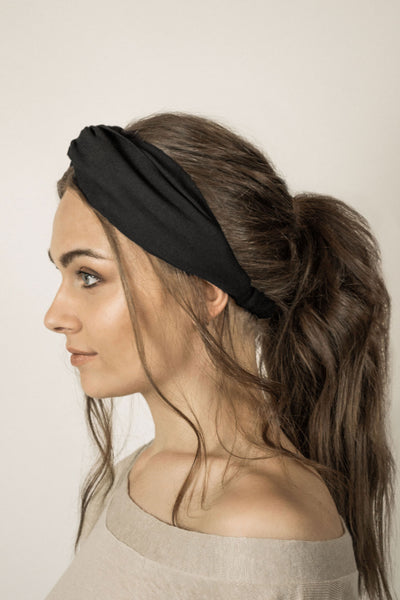 Harmony Headband - Black