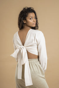 Serenity Multiway Top - Ivory