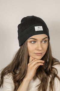 Wilderness Beanie - Jetstone