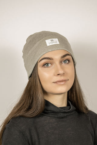 Wilderness Beanie - Sand