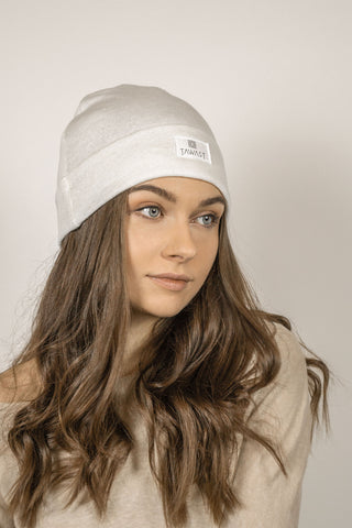 Wilderness Beanie - Seashell