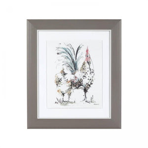 cadeauxwells - To Attention! Framed Print by Gracie Tapner - Art Marketing - Pictures and Artwork