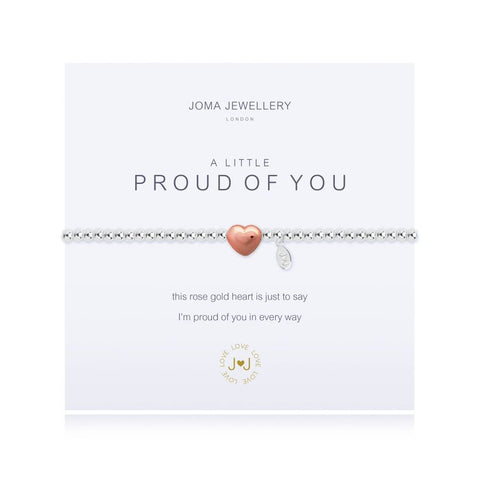 cadeauxwells - A Little Proud of You Bracelet - Joma Jewellery - Jewellery