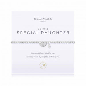cadeauxwells - A Little Special Daughter Bracelet - Joma Jewellery - Jewellery