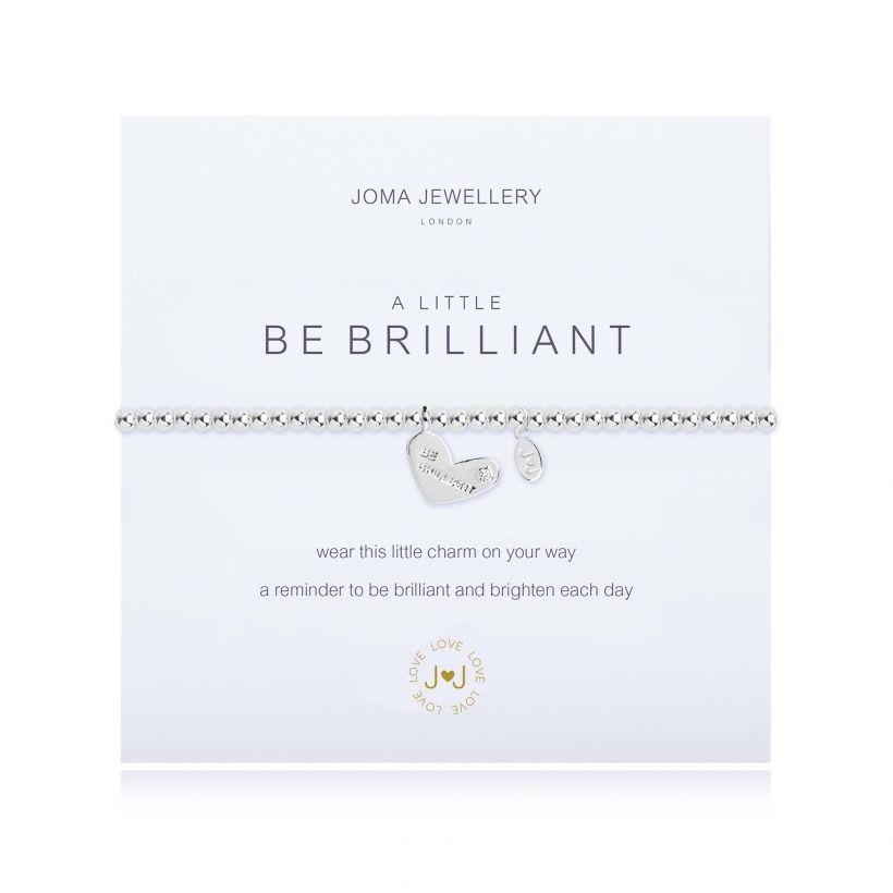 cadeauxwells - A Little Be Brilliant Bracelet - Joma Jewellery - Jewellery