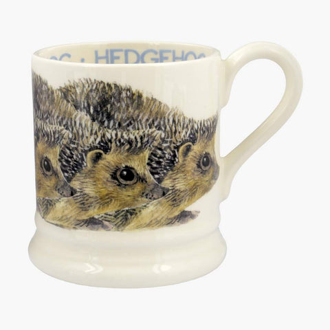 cadeauxwells - Hedgehog 1/2 Pint Mug - Emma Bridgewater - Crockery