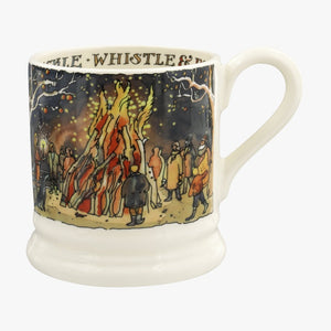 cadeauxwells - Bonfire Night Litho 2019 1/2 Pint Mug - Emma Bridgewater - Crockery