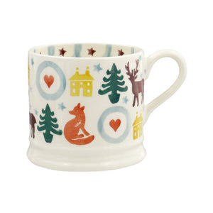 Christmas Brights Small Mug