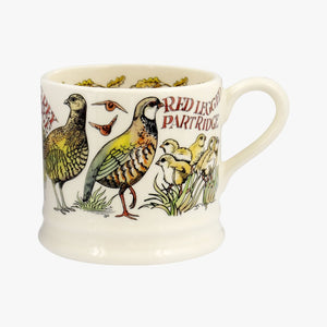 cadeauxwells - Game Birds Small Mug - Emma Bridgewater - Crockery