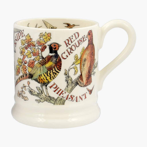 cadeauxwells - Game Birds 1/2 Pint Mug - Emma Bridgewater - Crockery