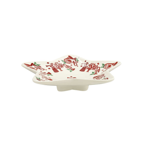 Joy Trumpets Small Star Plate
