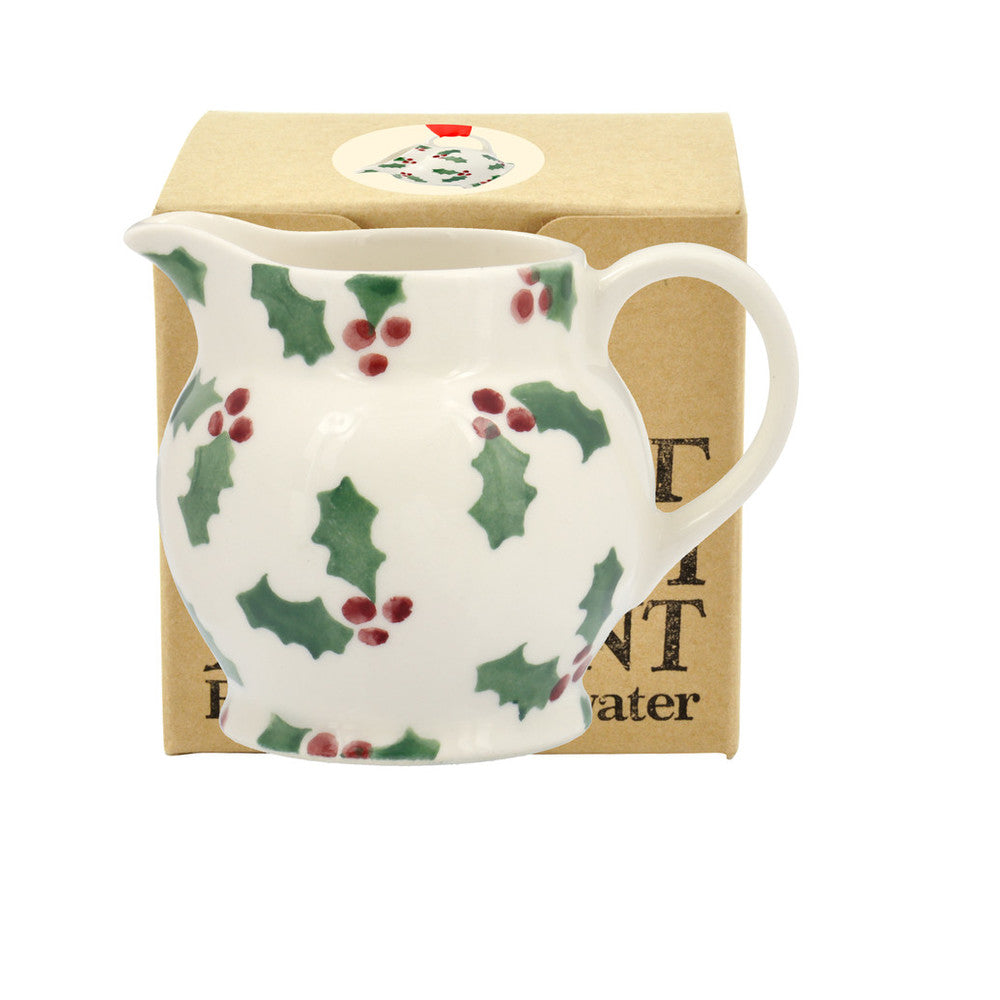 Little Holly Tiny Jug Boxed