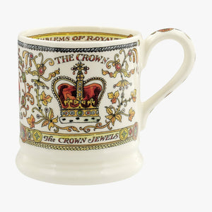 cadeauxwells - The Crown 1/2 Pint Mug - Emma Bridgewater - Crockery