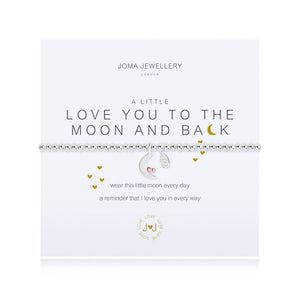 cadeauxwells - A Little Love You to the Moon & Back Bracelet - Joma Jewellery - Jewellery