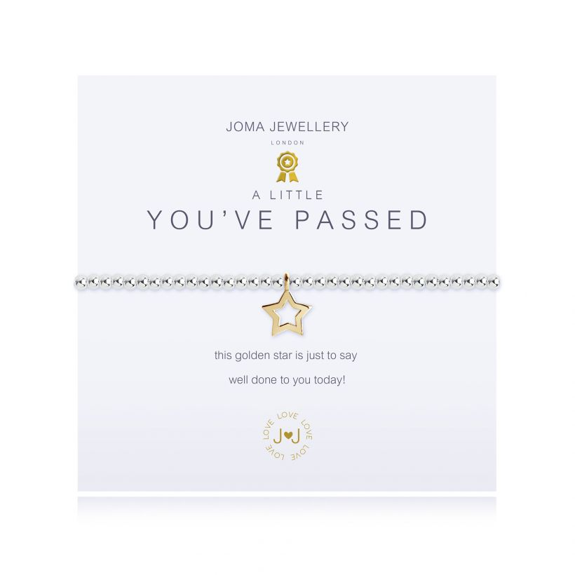 cadeauxwells - A Little You've Passed Bracelet - Joma Jewellery - Jewellery