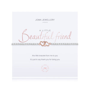 cadeauxwells - A Little Beautiful Friend Bracelet - Joma Jewellery - Jewellery