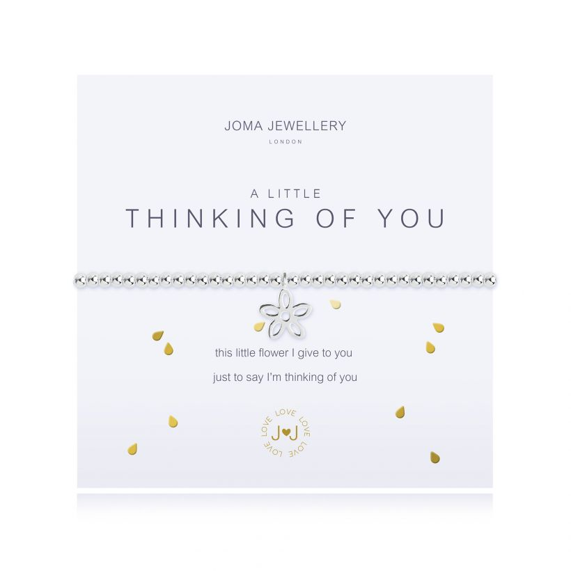 cadeauxwells - A Little Thinking of You Bracelet - Joma Jewellery - Jewellery