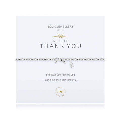 cadeauxwells - A Little Thank You Bracelet - Joma Jewellery - Jewellery