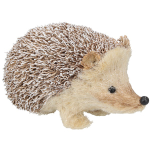 cadeauxwells - Large Snowy Bristle Hedgehog Ornament - Gisela Graham - Seasonal