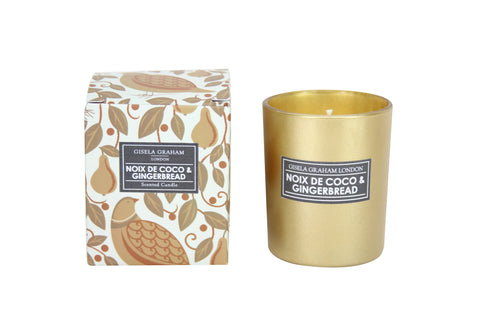 Small 'Part/Pear Tree' Boxed Candle